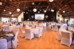 TLF Auction Night Clubhouse was Transformed