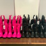 Longbranch Foundation donates boots to Evergreen Elementary