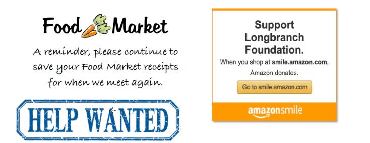 Support Food Market Longbranch Foundation Amazon