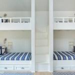 Custom Bunk Room Designs Pictures Built In Bunk Beds Long Cove