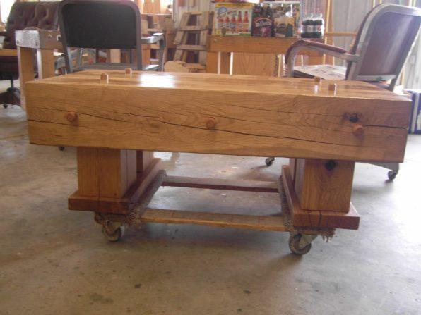 Timber Frame Furniture