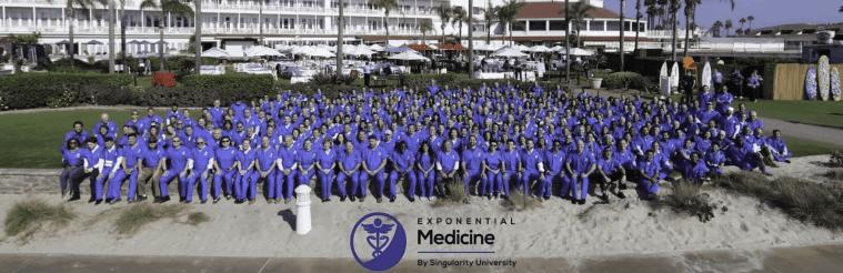 exponential medicine longevity conference
