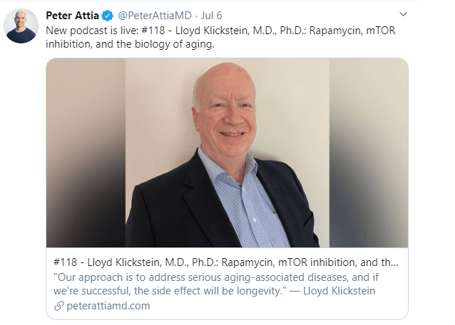 peter attia longevity influencer