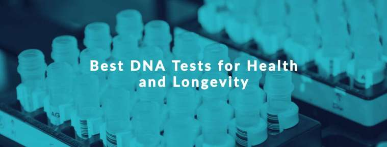 best dna tests for health and longevity