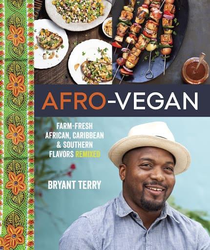 anti-aging gift afro vegan book