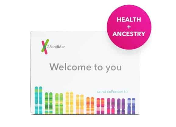 dna test for health 23andme genotyping kit
