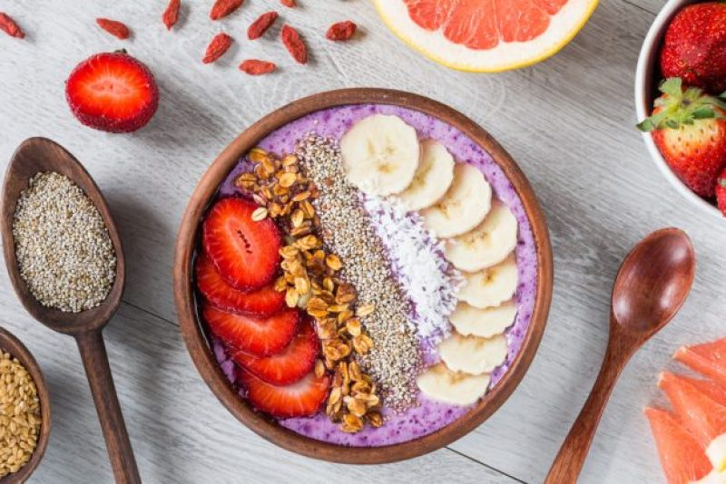 smoothie bowl | Longevity LIVE