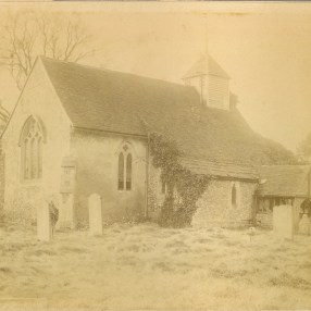 Longfield Church - late 19th Century