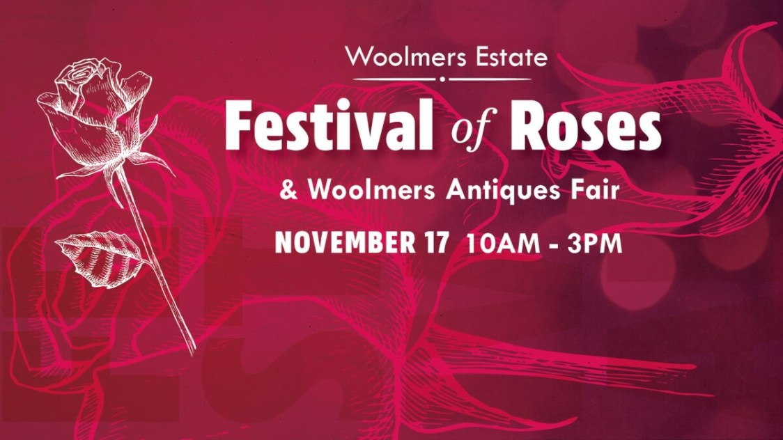 Woolmers Festival of Roses 2019