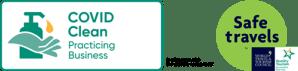 COVID-clean logo