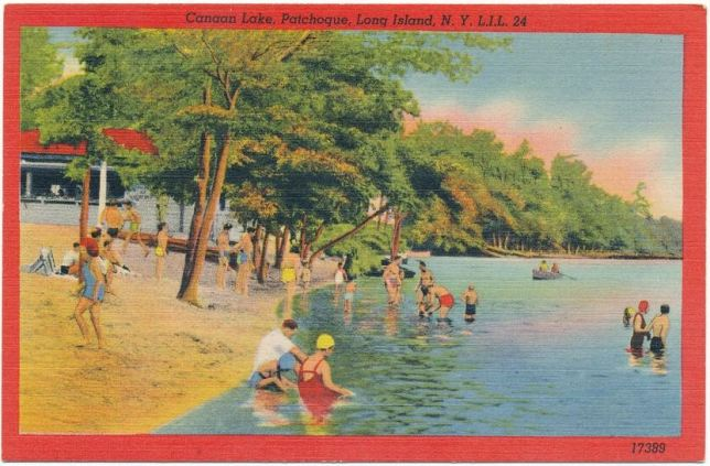 Canaan Lake, Patchogue