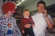 1991 DF, RF and clown 180
