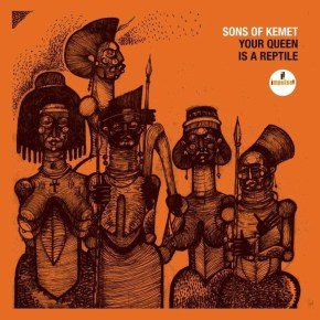 2018 Hyundai Mercury Prize Albums of the Year revealed - Sons Of Kemet - Your Queen Is A Reptile
