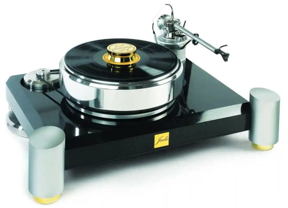 Dream Machines: Jadis Thalie turntable review