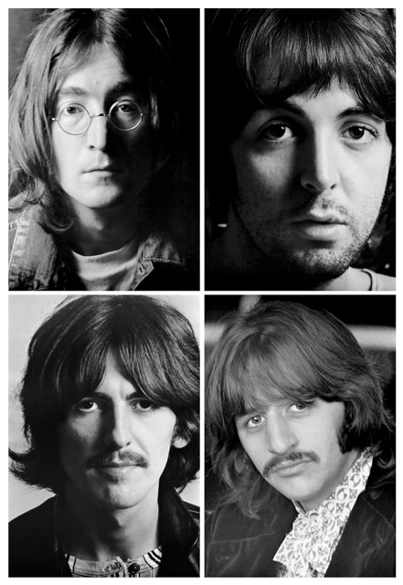 The Beatles celebrate the White Album with special anniversary releases