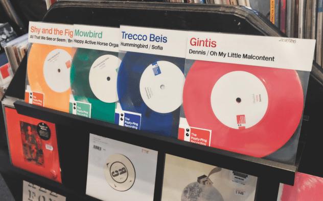 Talking Shop: Diverse Music, Newport