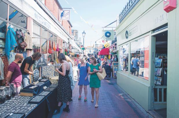 Talking Shop: Resident Music, Brighton