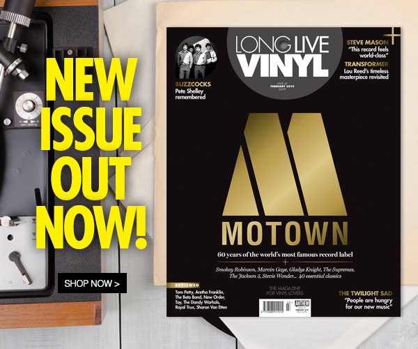 Issue 23 of Long Live Vinyl is out now!