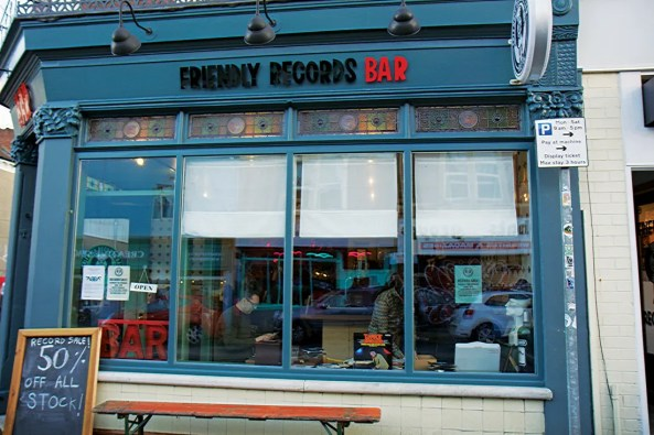 Friendly Records Bar