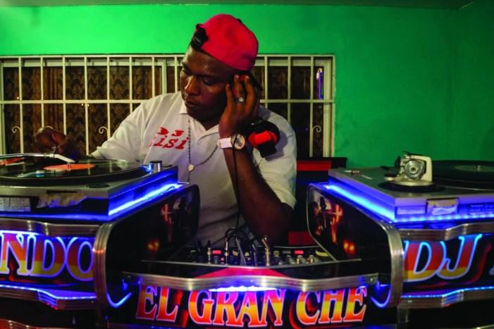 Colombian DJ