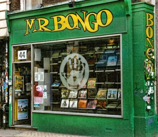 Brazilian Vinyl - Mr Bongo