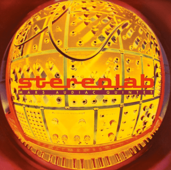 Stereolab Reissue