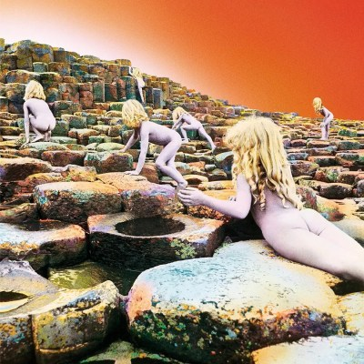 Led Zeppelin house of the holy