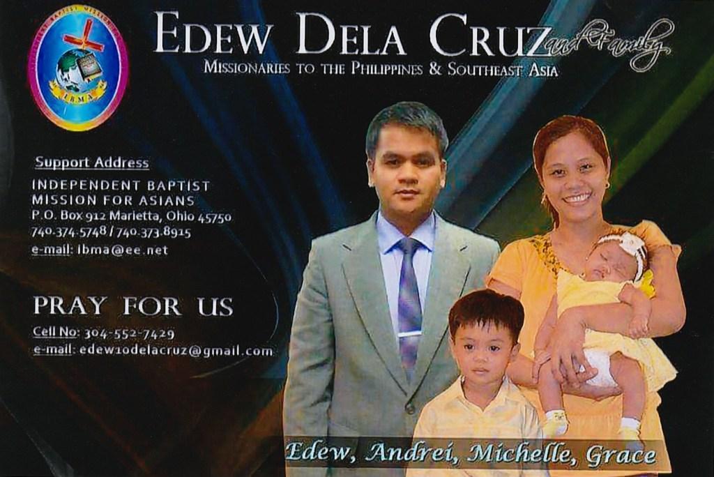 Edew Dela Cruz