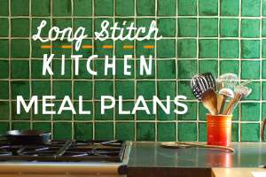 Long Stitch Kitchen meal plans
