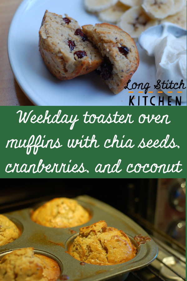 weekday toaster oven muffins pinterest