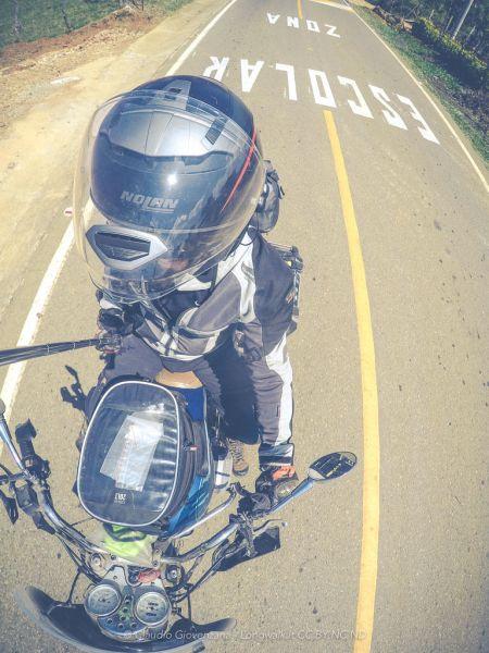 MOTOCENTRISTA vs MOTOCICLISTA