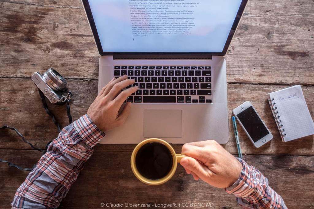 Il mestiere di scrivere