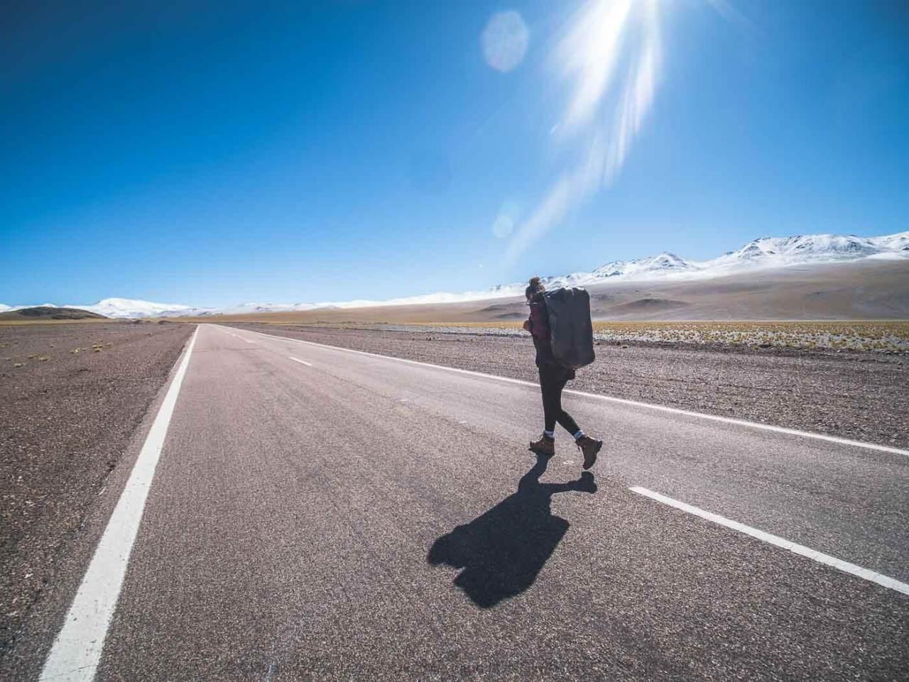 Viaggiare da soli paure e meraviglie