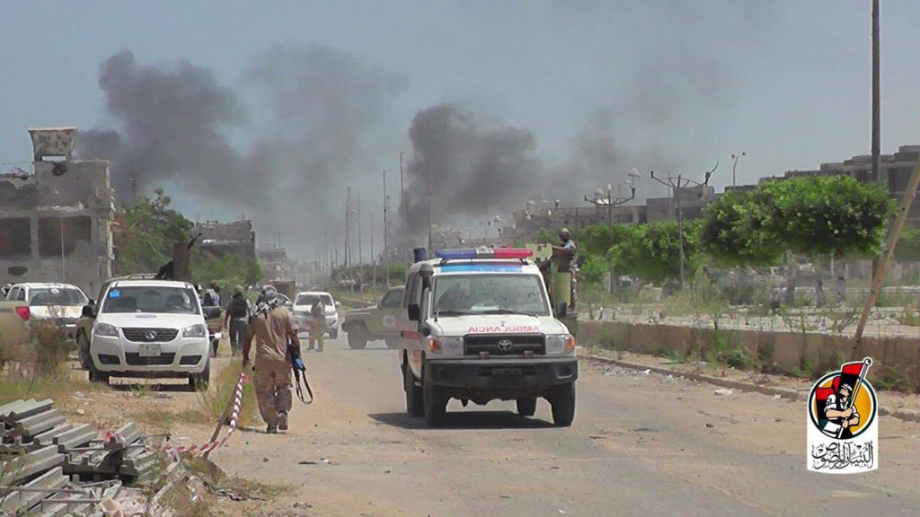 16-08-16 Fighters advancing in Residential neighborhood 2 8