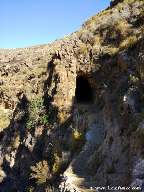 Vía Vulcana Ruta minera Bédar