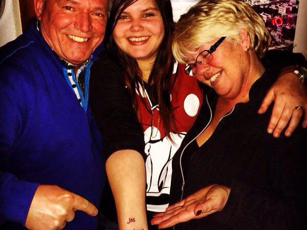 de ziekte van crohn en een tatoeage