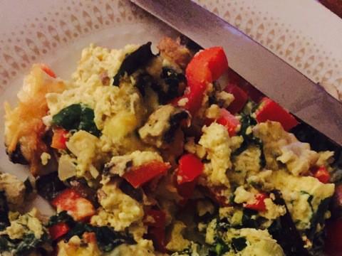 Spinazie quiche food