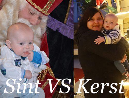 Kerst VS sint blog