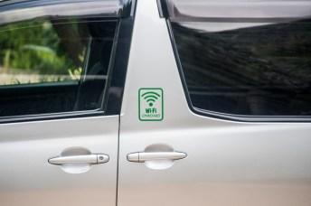 free WiFi on board