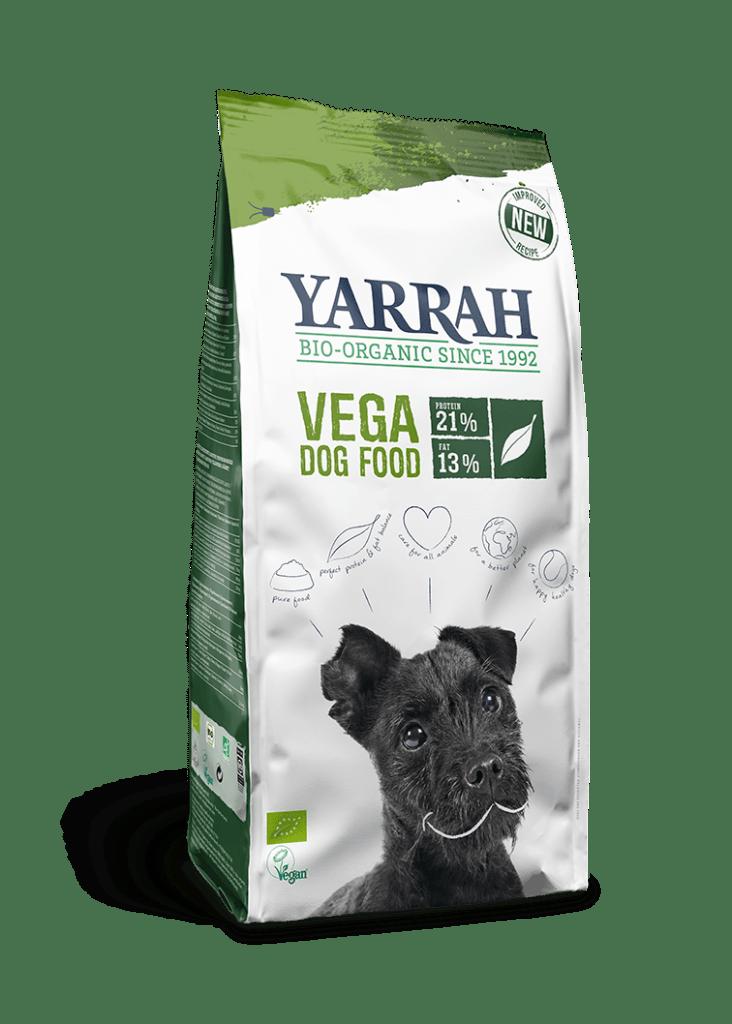 Orgaaniline VEGAN koeratoit YARRAH 2KG