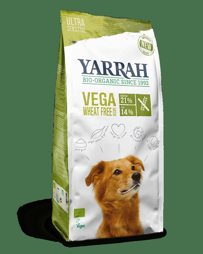 Orgaaniline teraviljavaba VEGAN koeratoit YARRAH 10KG