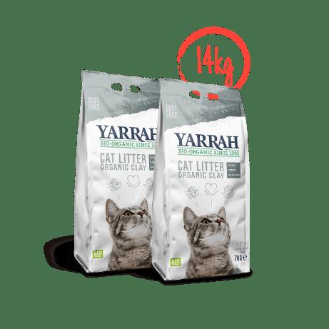 Orgaaniline paakuv kassiliiv YARRAH 2x7kg