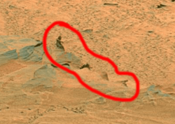 7 Of The Strangest Objects Seen On Mars - Look4ward