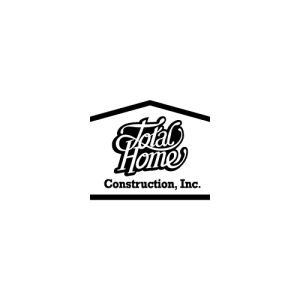 Total Home Construction, Inc. Logo Design by Steve Miller