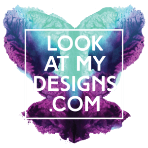 LookAtMyDesigns.com logo