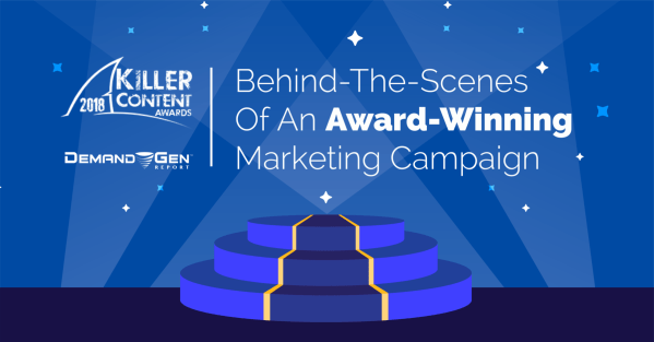 Behind-The-Scenes Of An Award Winning Marketing Campaign ...