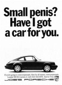 Porsche headline