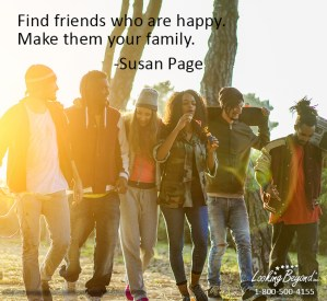 Find Friends Who Are Happy, with Looking Beyond, by Looking Beyond Master Psychic Readers - Call Looking Beyond Master Psychic Readers 1-800-500-4155 now!