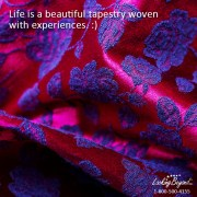 Life is a beautiful tapestry - Looking Beyond Psychic Readers. Call 1-800-500-4155 now!