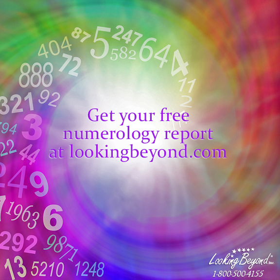 Free Numerology Report - Looking Beyond Psychic Readers